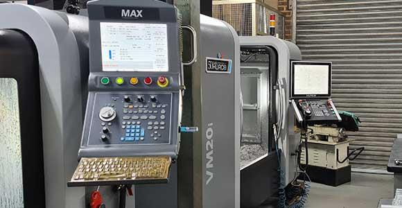 VM201 precision engineering machine